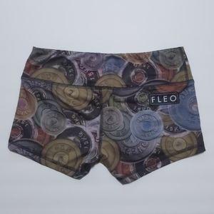 Fleo OG Just Kilos CrossFit Booty Shorts